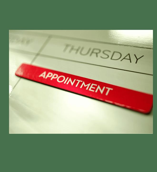 Cut N Run Appointment